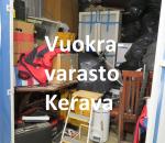 Pienvarasto, vuokravarasto, minivarasto, n. 10 m² (374)ker