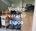Pienvarasto, vuokravarasto, minivarasto, n. 12 m² : 123klo