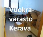 Pienvarasto, vuokravarasto, minivarasto,  n. 9  m² , 598ker