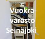 Pienvarasto, vuokravarasto, minivarasto, n. 5 m² : 812sei