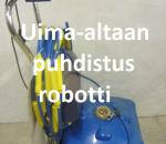 Uima-altaan automaattinen puhdistaja Grampus HF-20