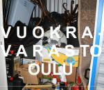 Pienvarasto, vuokravarasto  3 m2, (024) Oulu