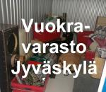 Pienvarasto, vuokravarasto, minivarasto, n. 5 m² : 325jyv