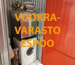 Pienvarasto, vuokravarasto, minivarasto, n. 1 m² : 453kiv