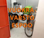 Pienvarasto, vuokravarasto, minivarasto, n. 4 m² : 440kiv