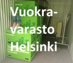 Pienvarasto, vuokravarasto, minivarasto, n. 7 m² , 726tik