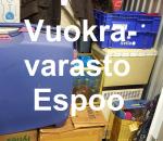Pienvarasto, vuokravarasto, minivarasto, n. 3 m² : 113klo