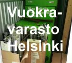 Pienvarasto, vuokravarasto, minivarasto, n. 2 m² : 045kon