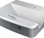 Optoma GT5500 Full HD 3D DLP -ultralähiprojektori, käytetty, toimiva