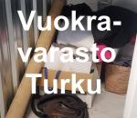 Pienvarasto, vuokravarasto, minivarasto, n. 2 m² : 010tkum