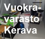 Pienvarasto, vuokravarasto, minivarasto, n. 5 m² : 623ker