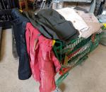 Naisten takki, 50 kpl. Erilaisia, stock lot