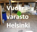 Vuokravarasto, minivarasto, pienvarasto, n. 112 m² : 254herc