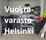 Pienvarasto, vuokravarasto, minivarasto, n. 19 m² : 011viib