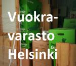 Pienvarasto, vuokravarasto, minivarasto, n. 12 m² : 156viib