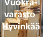 Pienvarasto, vuokravarasto, minivarasto, n. 2 m² : 001hyvc