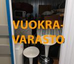 Pienvarasto, vuokravarasto, minivarasto, n. 5 m² : 181nih