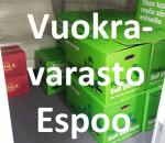 Pienvarasto, vuokravarasto, minivarasto, n. 8 m² : 309klob