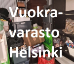 Pienvarasto, vuokravarasto, minivarasto, n. 5 m² : 072tööb