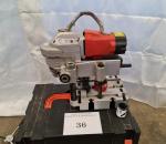 36. Reikäsahauslaite AGP HC127