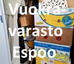 Pienvarasto, vuokravarasto, minivarasto, n. 2 m² : 039kivc