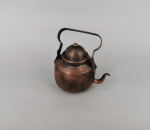 Kuparipannu,aito käsintehty Coppers kuparia, pienikokoinen, 3 kpl