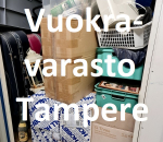 Pienvarasto, vuokravarasto, minivarasto, n. 5 m² : 226Trev
