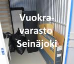 Pienvarasto, vuokravarasto, minivarasto, n. 6 m² : 979seicp