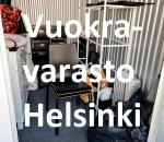 Pienvarasto, vuokravarasto, minivarasto, n. 5 m² : 034tööb