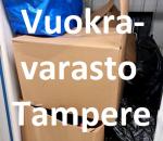 Pienvarasto, vuokravarasto, minivarasto, n. 2 m² : 335Trev
