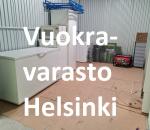 Pienvarasto, vuokravarasto, minivarasto, n. 14 m² : 143viib
