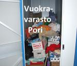 Pienvarasto, vuokravarasto, minivarasto, n. 2 m² : 265porc