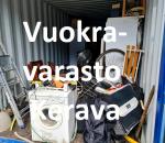 Pienvarasto, vuokravarasto, minivarasto, n. 14 m² : 030kerc