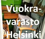 Pienvarasto, vuokravarasto, minivarasto, n. 3 m² : 251konb