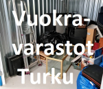 Pienvarasto, vuokravarasto, minivarasto, n. 3 m² : 663tkupc