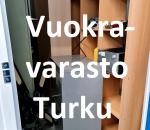 Pienvarasto, vuokravarasto, minivarasto, n. 4 m² : 777tkupc